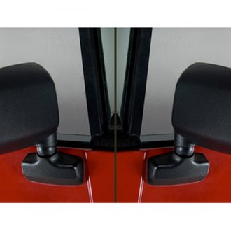 Rugged Ridge® - Driver and Passenger Side Manual View Mirrors