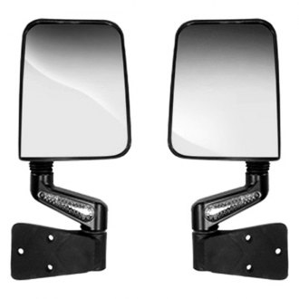 Rugged Ridge® - Heated Door Mirror Kit LED Signals