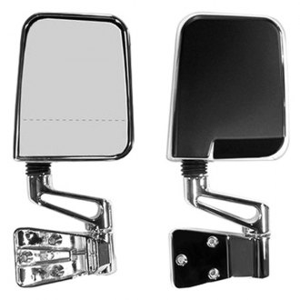 Rugged Ridge® - Door Mirror Kit Dual Focus
