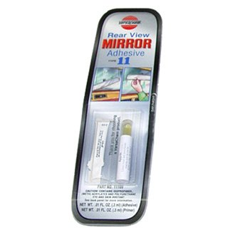 Rugged Ridge® - Rear View Mirror Mounting Adhesive