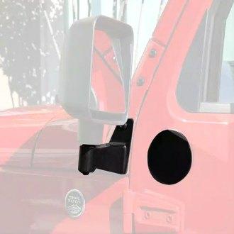 2017 Jeep Wrangler Mirrors Custom Factory Towing