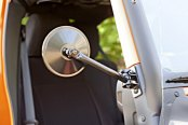 Rugged Ridge® - Stainless Steel Quick Release Mirror Relocation Kit (1 Pair)