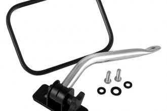 Rugged Ridge® 11026.13 - Quick Release Mirror Relocation Kit