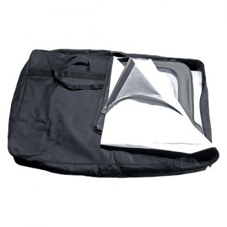 Rugged Ridge® - Window Black Storage Bag