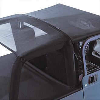 Rugged Ridge® - Mesh Roll Bar Top