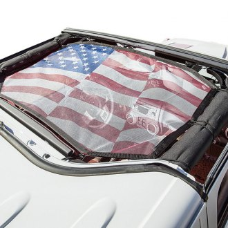 Rugged Ridge® - Sun Shade for Hardtop