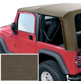 2006 jeep wrangler soft tops hard tops at. Black Bedroom Furniture Sets. Home Design Ideas