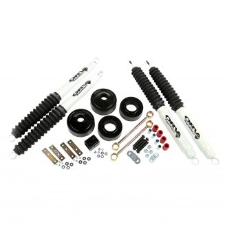 Rugged Ridge® - Front and Rear Spacer Lift Kit