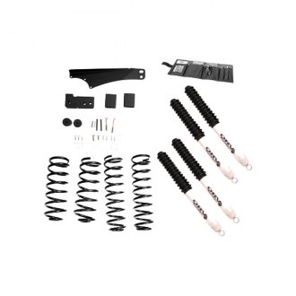 Rugged Ridge® - Front and Rear Suspension Lift Kit