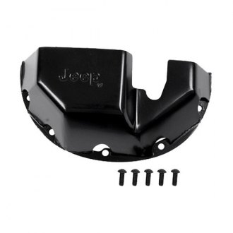 Rugged Ridge® - Differential Skid Plate