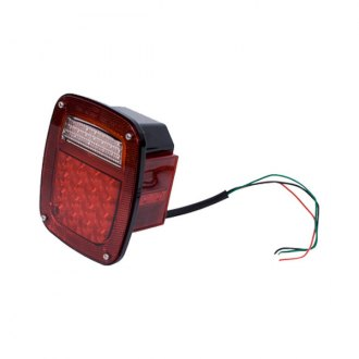 Rugged Ridge® - Replacement LED Tail Lights