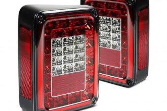 Rugged Ridge® - LED Tail Lights