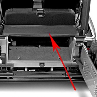 Rugged Ridge® - Tonneau/Replacement Tailgate Bar