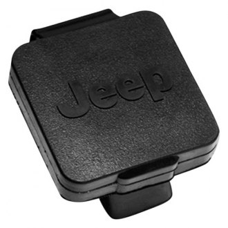 "Rugged Ridge® - Hitch Plug with Jeep Logo for 2"" Receivers"