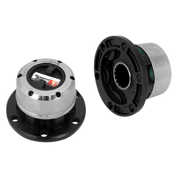 Rugged Ridge® - Locking Hub, Hardened Nylon Center