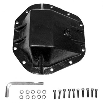 Rugged Ridge® - Heavy Duty Differential Cover