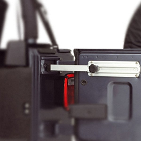Rugged Ridge® - Adjustable Billet Tailgate Stop