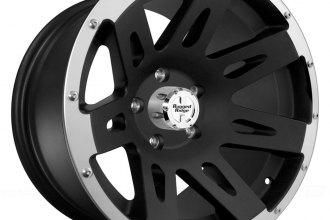 "Rugged Ridge® - Aluminum Wheel 17""X9"""