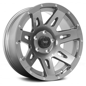 Rugged Ridge® - XHD Style Gun Metal Aluminum Wheel