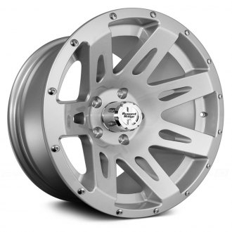 Rugged Ridge® - XHD Style Silver Aluminum Wheel