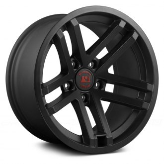 Rugged Ridge® - Jesse Spade Style Black Satin Aluminum Wheel