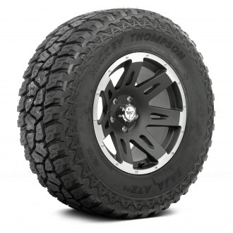 Rugged Ridge® - XHD Wheels and Tires Package