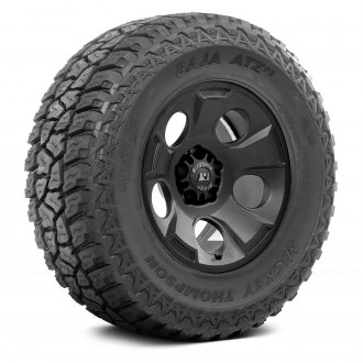 Rugged Ridge® - Drakon Wheels and Tires Package
