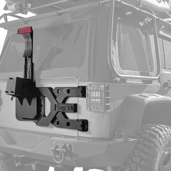 Rugged Ridge® - Spartacus HD Tire Carrier Kit