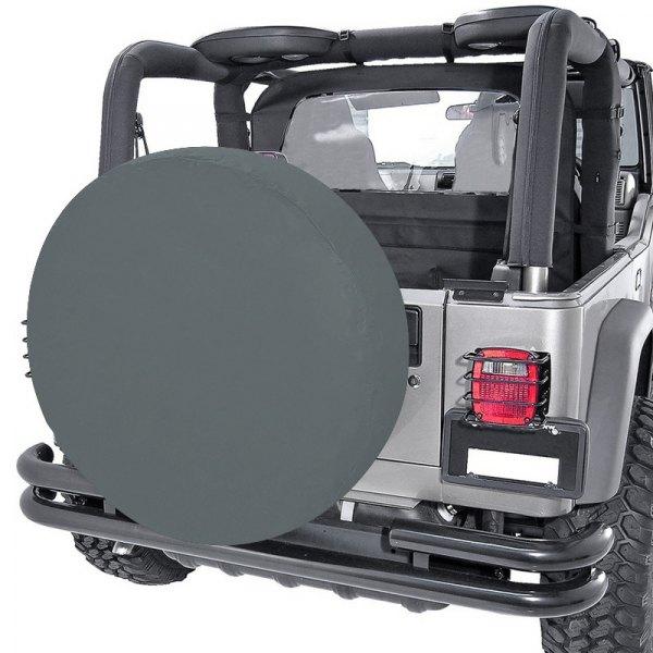 Rugged Ridge 12802.36 Diamond Khaki Tire Cover for 30 to 32 Tire Diameter