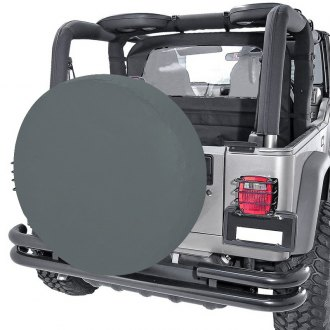 Rugged Ridge® - Spare Tire Cover
