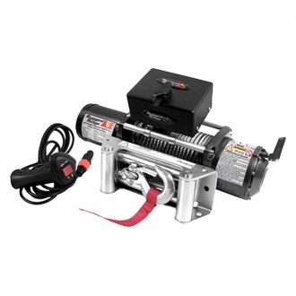 Rugged Ridge® - 8500 lbs HD Off Road Winch