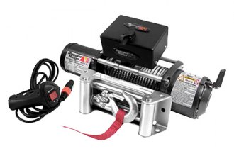Rugged Ridge® - Off Road Winch 8500 lbs