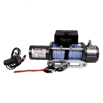 Rugged Ridge® - 10500 lbs Performance Off Road Winch
