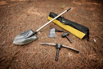 Rugged Ridge® - All Terrain Recovery Tool Kit