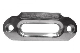 Rugged Ridge® - Aluminum UTV/ATV Hawse Fairlead