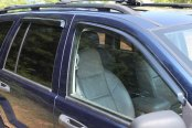 Rugged Ridge® - Window Rain Deflectors