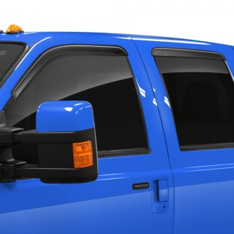 Rugged Ridge® - Tape-On Window Deflectors