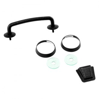 Rugged Ridge® - Windshield Tie Down Kit