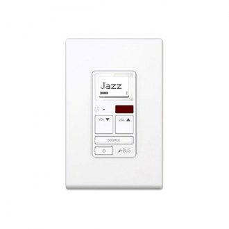 Russound® - AK6L Amplified Keypad White