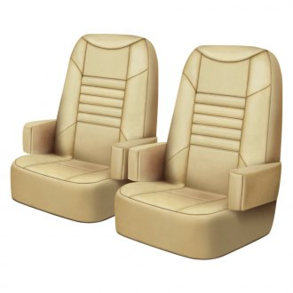 RV Designer® - Motorhome Leather Seat Covers