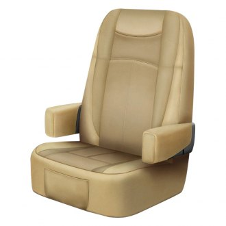 RV Designer® - GripFit Leather Seat Cover