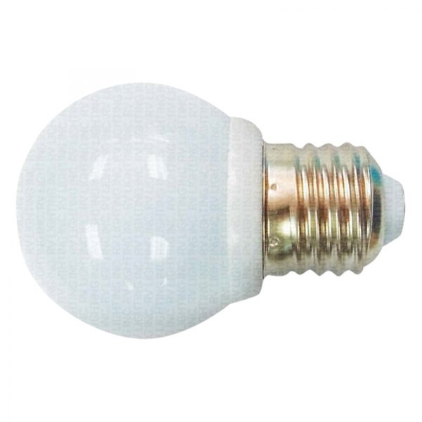 RV Lighting FE27-WW - Eco-LED FE27 Warm White LED Vanity Bulb