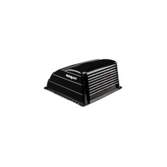 RV Products® - Maxxair Black Vent Cover