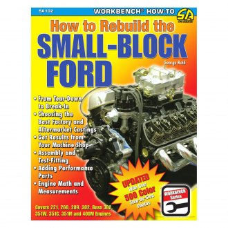 S-A Design® - How to Rebuild the Small-Block Ford