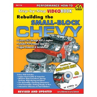 S-A Design® - Rebuilding the Small-Block Chevy: Step-by-Step Videobook