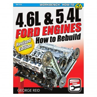 S-A Design® - 4.6L and 5.4L Ford Engines: How to Rebuild-Revised Edition