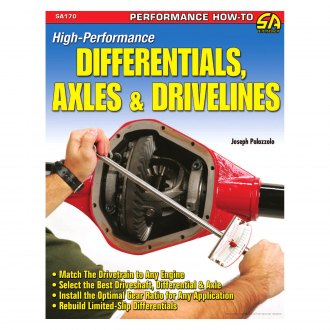 S-A Design® - High-Performance Differentials, Axles, and Drivelines
