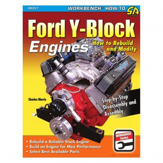 S-A Design® - Ford Y-Block Engines: How to Rebuild and Modify