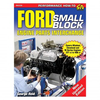 S-A Design® - Ford Small-Block Engine Parts Interchange