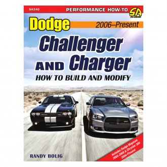 S-A Design® - Dodge Challenger and Charger: How to Build and Modify 2006-Present
